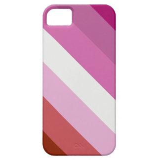 Lesbiskt pridefodral för läppstift iPhone 5 Case-Mate cases