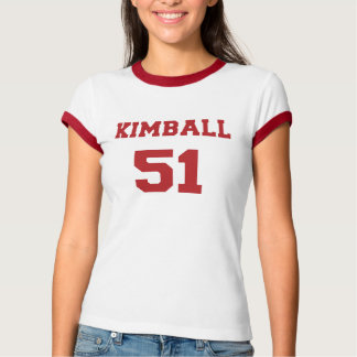 Lesleys Kimball skjorta Tee