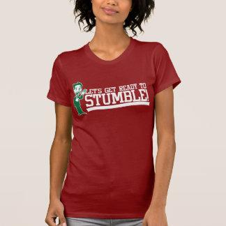 Lets får redo att snubbla! St-patricks T Shirts