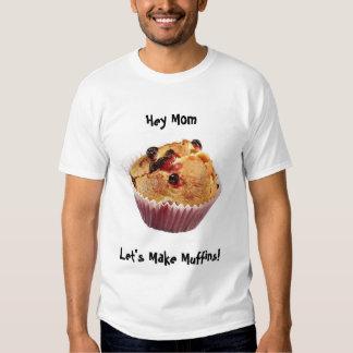 Lets gör muffiner tee