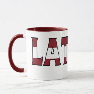 Lettland kaffekopp