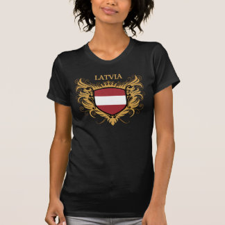 Lettland [personifiera], t-shirts