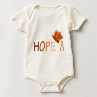 Leukemia Awarness Bodies För Bebisar