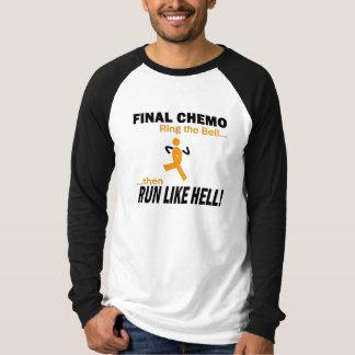 Leukemia för finalChemo springa mycket - Tröja