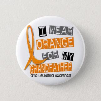 Leukemiaen ha på sig jag orangen för min farfar 37 standard knapp rund 5.7 cm