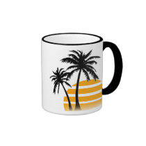 Levande Aloha mugg