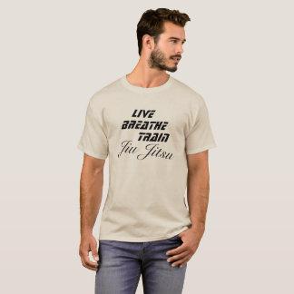 Levande BJJ andas kämpen för Muttahida T Shirt