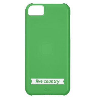 Levande land iPhone 5C fodral