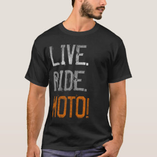 Levande. Ritt. Moto! (vintage) T Shirt