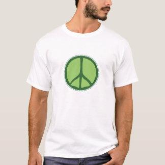 LEVANDE småbarn T för grön frededun T-shirt