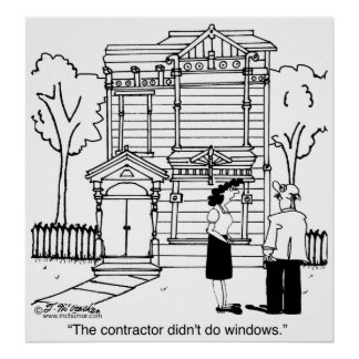 Leverantören gjorde inte Windows Poster