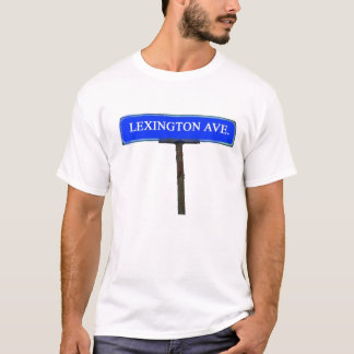 LEXINGTON AVE UNDERTECKNAR SKJORTAN TEE SHIRTS
