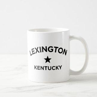 Lexington Kentucky mugg