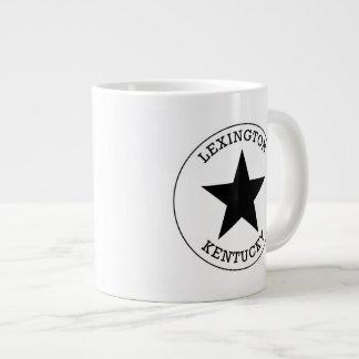 Lexington Kentucky stor kaffemugg Jumbo Mugg