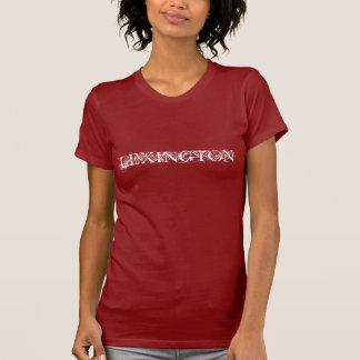Lexington KY T Shirt