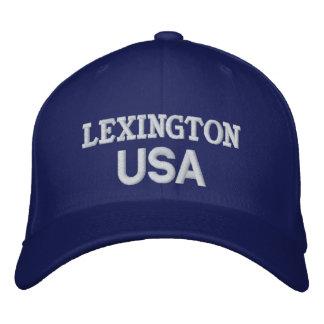 Lexington pridelock broderad keps