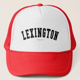 Lexington Truckerkeps