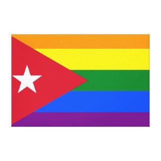 LGBT-Kuba Canvastryck