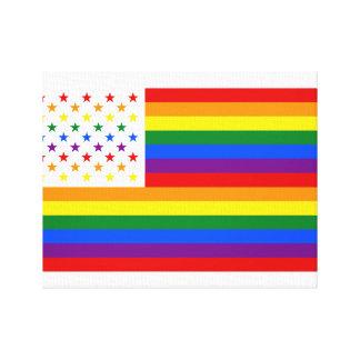 LGBT USA CANVASTRYCK