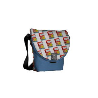 LGBTQ-Inklusive mini- messenger bag -