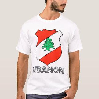 Libanesisk Emblem Tröja