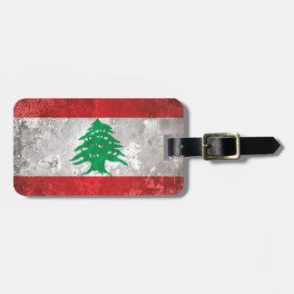 Libanon Bagagebricka