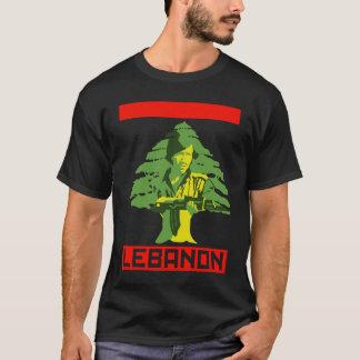 LIBANON KÄMPE T-SHIRTS