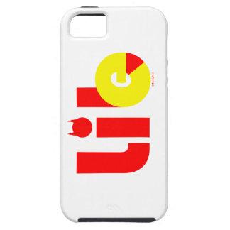 Liben ljuger iPhone 5 cover