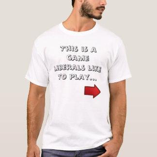 Liberal personlek t-shirt