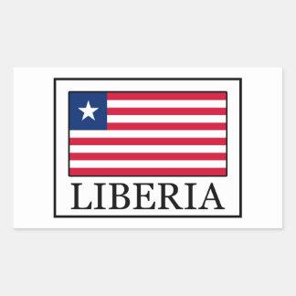 Liberia klistermärke