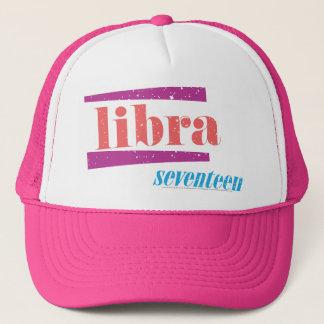 Libra LtPink Keps