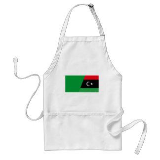 libya kombinerade förkläde