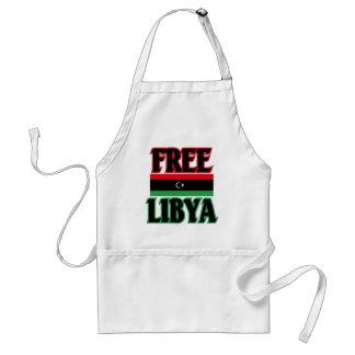 Libyen - fri Libyen ليبياالحرة Förkläde