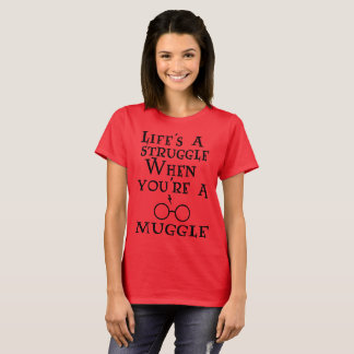 Lifes en ansträngningTshirt Tee Shirts