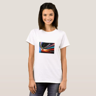 Light rusar den Millennial T-tröja Tee Shirts
