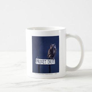Ligusterdrev Kaffe Muggar