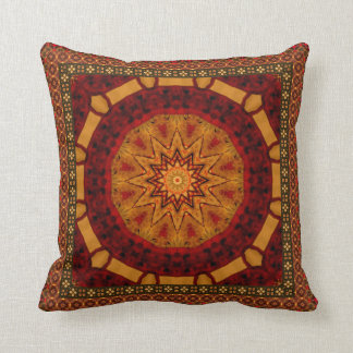 Lik Mandala för person som tillhör en etnisk Kudde