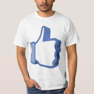 Lik skjorta t shirts