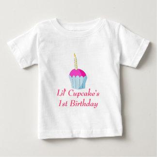 Lil Cupcake's1st födelsedag T-shirts
