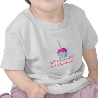 Lil Cupcake's1st födelsedag T Shirts