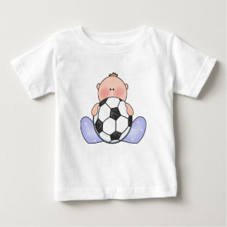 Lil fotbollpojke tee shirt