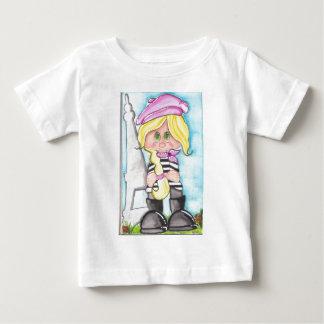 Lil franskflicka t shirt