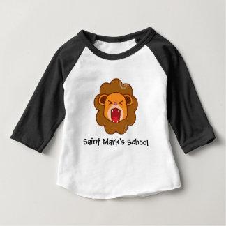 Lil lejon Raglan T-shirts