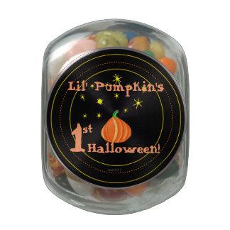Lil pumpa 1st Halloween