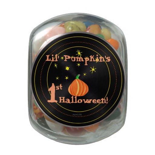Lil pumpa 1st Halloween* Godisburk Av Jelly Belly