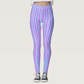 Lilarandar - damasker leggings