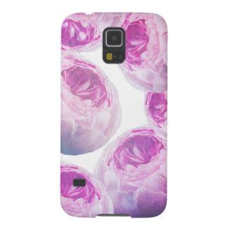 LilaroCollage, blom- Botanics Galaxy S5 Fodral