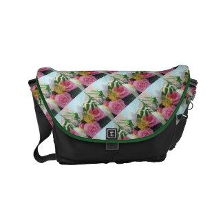 Liljabuketthandväska Kurir Väska