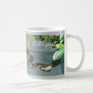 Lilliputs simmar först! kaffemugg