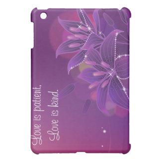 Lilor för iPad för liljablommigtträdgård iPad Mini Mobil Fodral